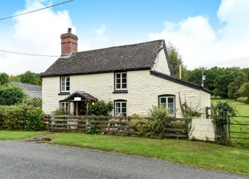 Thumbnail 2 bed cottage for sale in Hay On Wye, Whitney-On-Wye