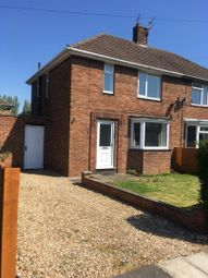 Thumbnail 2 bed semi-detached house to rent in St. Ives Crescent, Grimsby