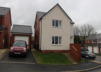 Thumbnail 3 bed detached house for sale in Drake Avenue, Ivybridge