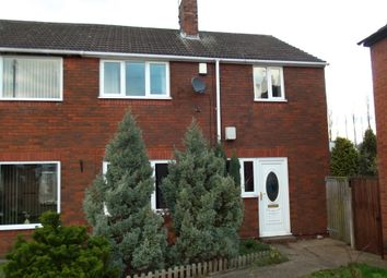 Thumbnail 3 bed semi-detached house for sale in Labray Road, Calverton, Nottingham