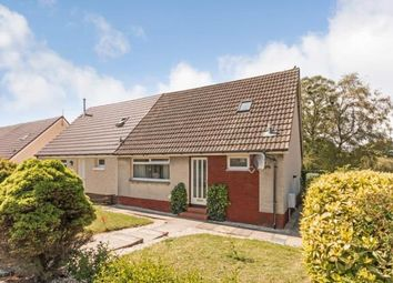 Thumbnail 2 bedroom semi-detached house for sale in Keppenburn Avenue, Fairlie, Largs, North Ayrshire