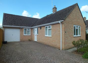 Thumbnail 3 bed detached bungalow for sale in Lakeside, Fairford