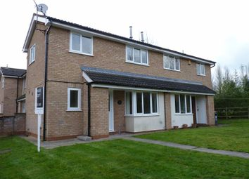 Thumbnail 2 bed terraced house to rent in Orient Court, Gresley Close, Madeley, Telford