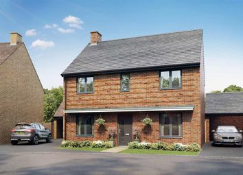 "Thumbnail 4 bed detached house for sale in ""The Lanford - Plot 103"" at Cheesemans Green Lane, Kingsnorth, Ashford"