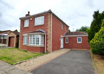 Thumbnail 3 bed detached house for sale in Pinecroft, Carlisle, Cumbria