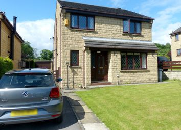 Thumbnail 4 bedroom detached house to rent in Sycamore Drive, Cleckheaton, Cleckheaton, West Yorkshire