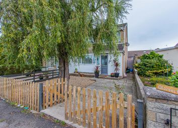 Thumbnail 3 bed semi-detached house for sale in Wimborne Crescent, Sully, Penarth