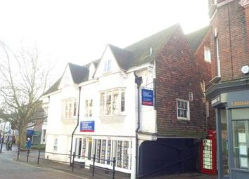 Thumbnail Office to let in 2nd Floor Office Space, 1 Middle Row, Ashford, Kent