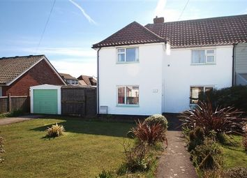 Thumbnail 3 bed semi-detached house for sale in Howard Avenue, West Wittering, Chichester