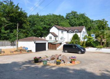 Thumbnail 4 bed detached house for sale in Wrington Hill, Wrington, Bristol
