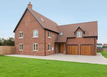 Thumbnail 5 bed detached house for sale in Lower Street, Salhouse, Norwich