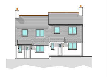 Thumbnail 3 bed semi-detached house for sale in Fore Street, Nanpean, St Austell, Cornwall