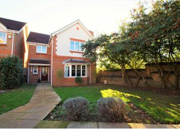 Thumbnail 3 bed detached house for sale in Crosier Close, London