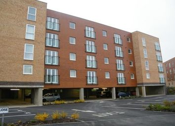 Thumbnail 2 bed flat to rent in 50 Pavilion Close, Leicester