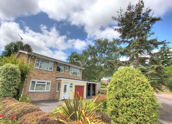 Thumbnail 5 bed detached house for sale in West Way, Broadstone, Dorset