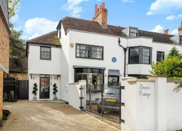 Thumbnail 4 bed semi-detached house for sale in High Street, Esher