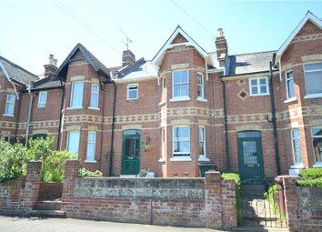 Thumbnail 3 bedroom terraced house for sale in Hemdean Rise, Caversham, Reading