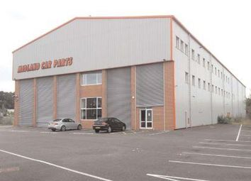Thumbnail Industrial to let in 3 Parcel Terrace, Derby