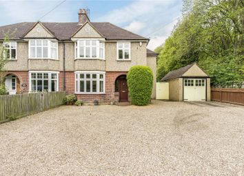 Thumbnail 4 bed semi-detached house for sale in High Street, London Colney, St. Albans, Hertfordshire