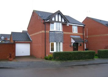 Thumbnail 3 bed detached house for sale in John Shelton Drive, Holbrooks, Coventry