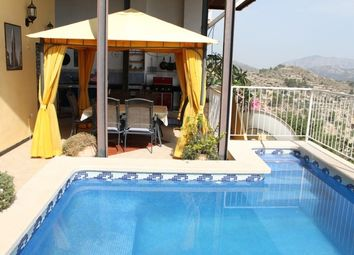 Thumbnail 4 bed town house for sale in Spain, Valencia, Alicante, Relleu