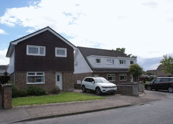 Thumbnail 3 bed detached house to rent in Merlin Crescent, Inverness