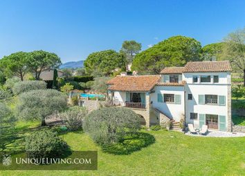 Thumbnail 5 bed villa for sale in Le Rouret, Opio, French Riviera