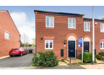 Thumbnail 3 bed end terrace house for sale in Barnton Way, Sandbach