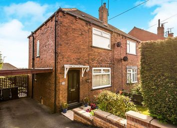 Thumbnail 2 bed semi-detached house for sale in Park Street, Churwell, Morley, Leeds