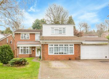 Thumbnail 4 bed detached house for sale in Suffield Close, Selsdon Ridge, South Croydon