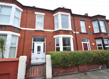 Thumbnail 3 bed terraced house for sale in Gordon Road, New Brighton, Wallasey