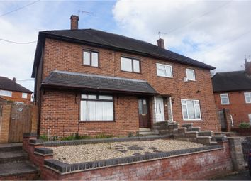 Thumbnail 3 bedroom semi-detached house for sale in Tulley Place, Stoke-On-Trent