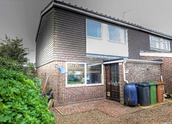 Thumbnail 3 bed semi-detached house for sale in Sycamore Avenue, Wymondham
