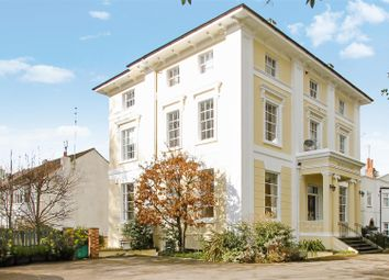 Thumbnail 2 bed flat for sale in Albert Road, Pittville, Cheltenham