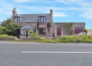 Thumbnail 3 bedroom detached house for sale in Kinnoul Cottage, Longhaven, Peterhead, Aberdeenshire