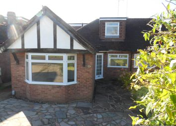 Thumbnail 4 bed semi-detached bungalow for sale in Oulton Crescent, Potters Bar