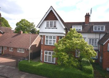 Thumbnail 5 bed semi-detached house for sale in Stoneygate Avenue, Stoneygate, Leicester