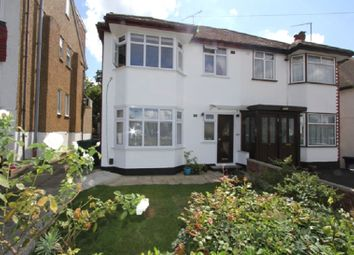 Thumbnail 3 bed semi-detached house for sale in Warwick Avenue, Edgware, Greater London.