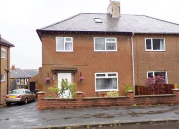 Thumbnail 3 bed semi-detached house for sale in Broadway, Fourstones, Hexham