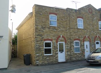 Thumbnail 2 bed end terrace house to rent in St.Johns Street, Margate