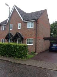Thumbnail 2 bed semi-detached house to rent in Stanstrete Field, Great Notley, Braintree