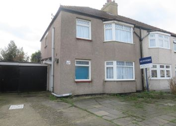 Thumbnail 4 bedroom semi-detached house for sale in Westbrooke Road, Welling, Kent