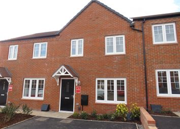 Thumbnail 2 bed terraced house for sale in Perrycrofts Crescent, Tamworth