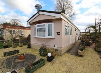 Thumbnail 1 bed mobile/park home for sale in Roundstone Park, Worthing Road, Southwater, Horsham