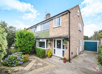Thumbnail 3 bed semi-detached house for sale in Bachelor Drive, Harrogate