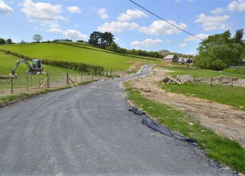 Thumbnail Land for sale in Building Plot, Troed Y Garth, Y Fan, Llanidloes, Powys