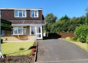 Thumbnail 3 bed semi-detached house for sale in Mexborough Close, Stockton-On-Tees