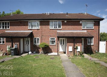 Thumbnail 2 bed terraced house for sale in Oregon Way, Luton, Bedfordshire