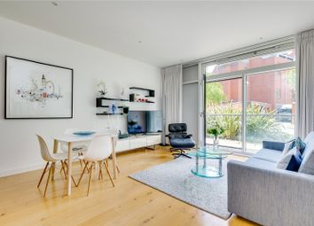 Thumbnail 1 bed flat for sale in Hepworth Court, 30 Gatliff Road, Grosvenor Waterside, London