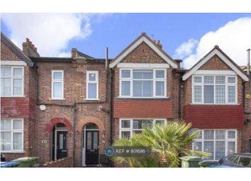 Thumbnail 3 bed terraced house to rent in Mayhill Road, London